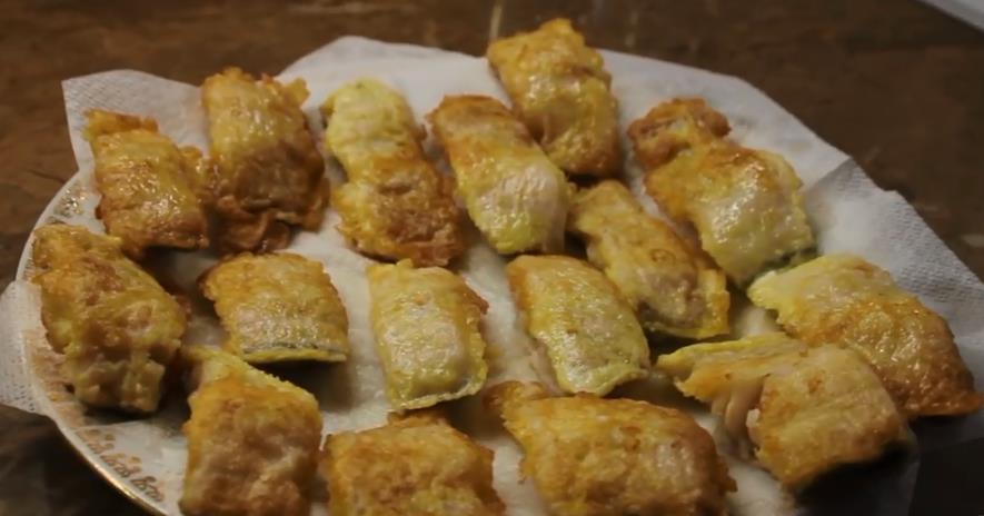 Рыба минтай жареная на сковороде в муке и яйце — вкусный и простой рецепт