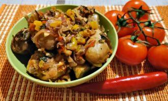 Чахохбили из курицы по-грузински — 12 классических рецептов