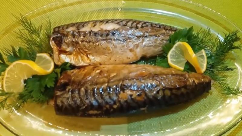 Скумбрия в духовке — самый вкусный рецепт (быстро и вкусно)