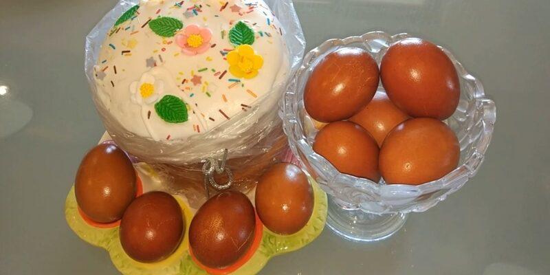 Как красить яйца в луковой шелухе. 12 красивых способов покраски яиц на Пасху