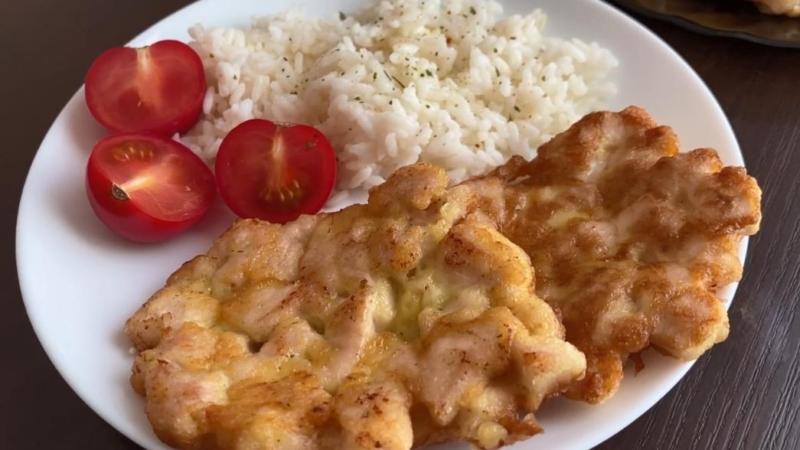 Нежные и сочные котлеты из куриного филе на сковороде