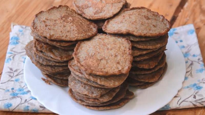 Печеночные котлеты из говяжьей печени на сковороде