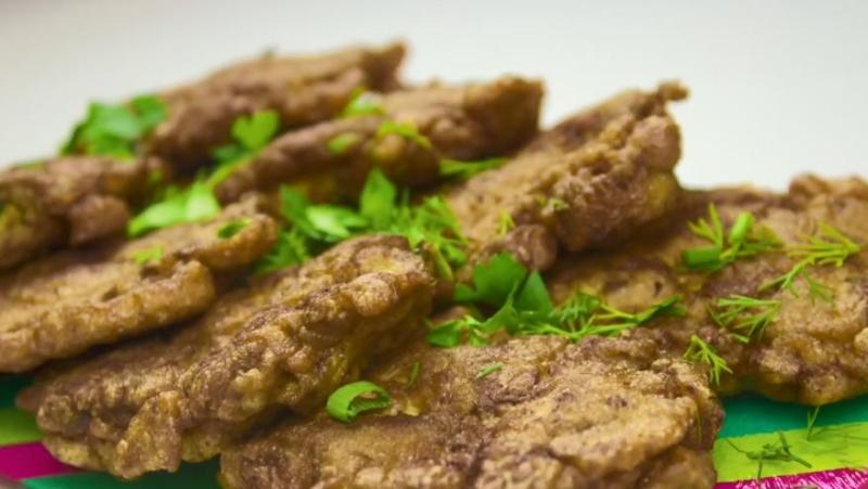 Печеночные котлеты из куриной печени — пошаговый рецепт