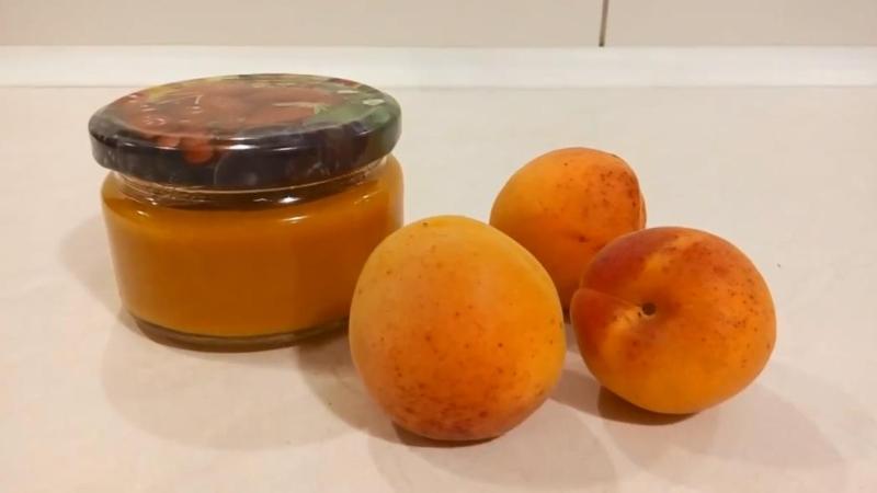 Ароматное варенье из абрикосов с пектином без сахара
