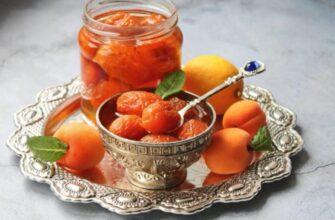 Варенье из абрикосов – 15 пошаговых рецептов густого варенья на зиму